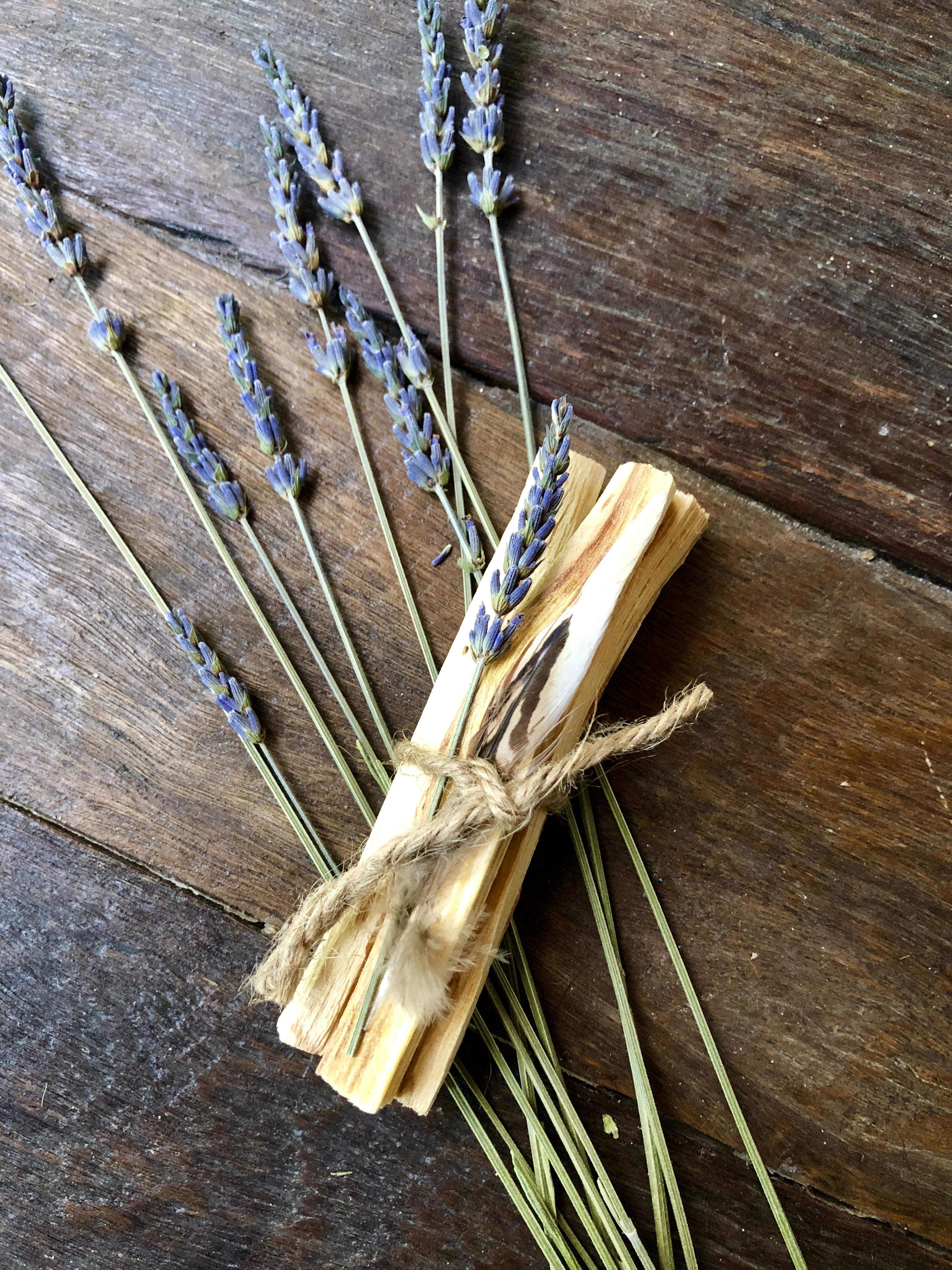 Palo Santo Sticks (Sacred Wood)